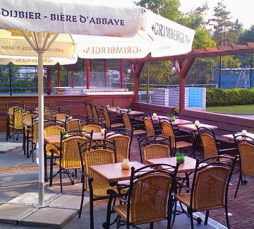 Terrace 'De Fazanterie' (temporary closed)